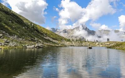 Lago di Afframont Val d'Ala Valli di Lanzo Piemonte