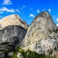 montagne granitiche yosemite valley national park california