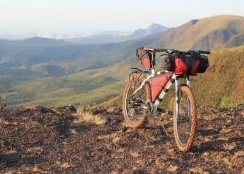 mountain bike bikepack