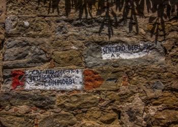 Sentiero degli dei Montececeri