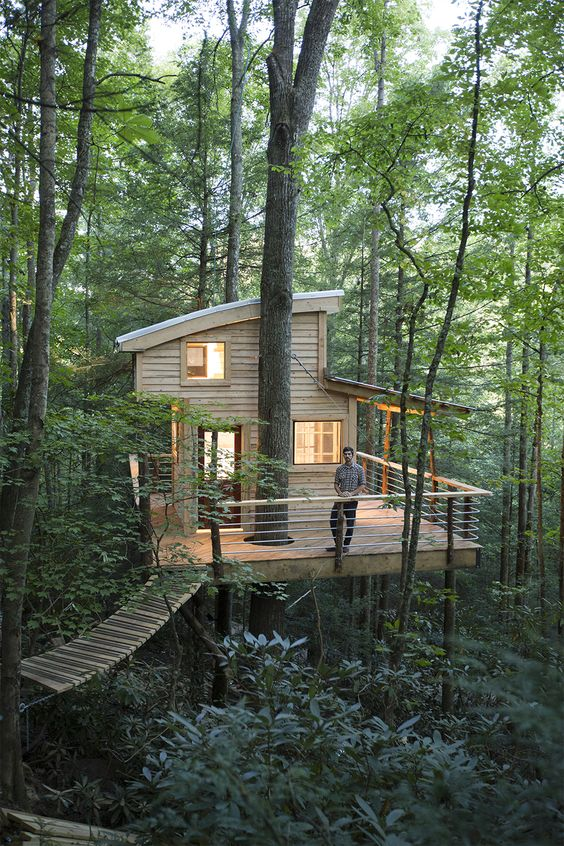 casa sull'albero