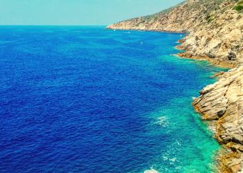 isola del giglio costa trekking