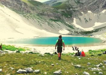 Lago di Pilato trekking